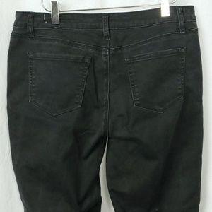 3 for $30 ❤ Bluenotes Super Skinny Jeans